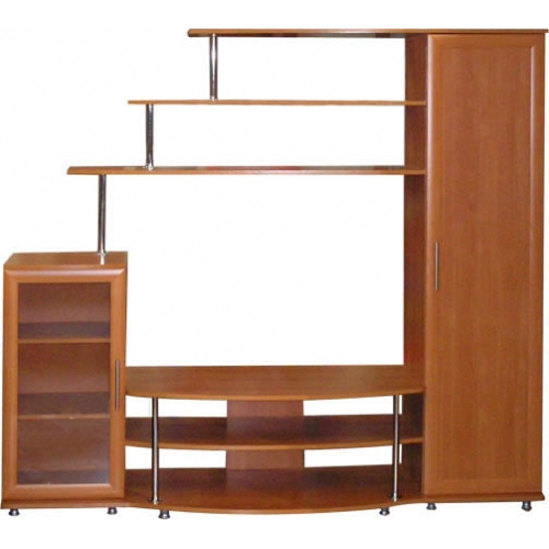бераруские шкафы для гостиной горка